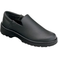 Shoes Loafers Calzamedi unisex toilets BLACK