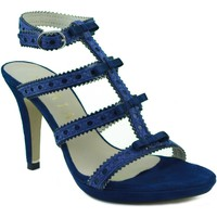 Shoes Women Sandals Marian heels party BLUE