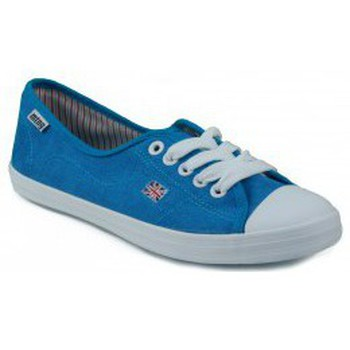 Shoes Women Low top trainers MTNG MUSTANG CANVAS LIGHT BLUE