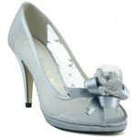 Heels Marian comfortable shoe transparent party