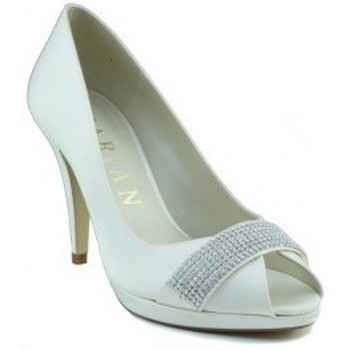 Shoes Women Heels Marian party shoe heel WHITE