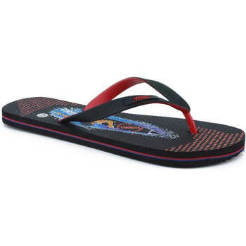 Shoes Men Flip flops MTNG MUSTANG MAN Poolshoes BLACK