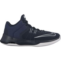 Shoes Men Basketball shoes Nike Air Versitile II White-Black-Navy blue