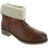 Shoes Women Snow boots Cotswold Bampton Tan