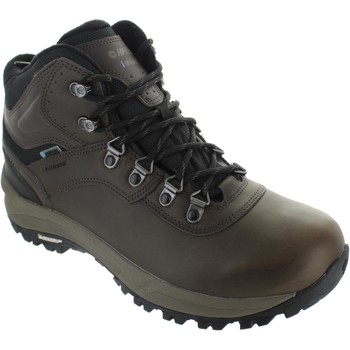 Shoes Men Walking shoes Hi-Tec Altitude VI I WP Dark Chocolate