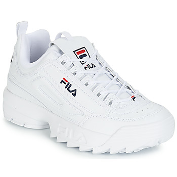 Shoes Men Low top trainers Fila DISRUPTOR LOW White