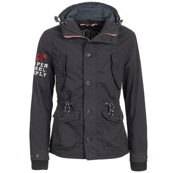 Clothing Men Jackets Superdry BADLANDS BEACH MARINE