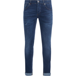 Clothing Men Jeans Dondup Ritchie medium washed bue denim jeans Blue