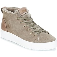 Shoes Women Low top trainers Blackstone QL48 Beige