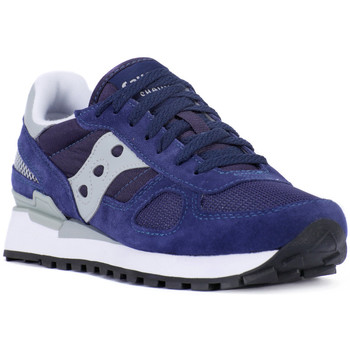 Shoes Men Trainers Saucony SHADOW ORIGINAL W Blu