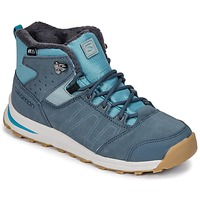 Shoes Children Multisport shoes Salomon UTILITY TS CSWP J Blue