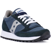 Shoes Women Low top trainers Saucony JAZZ W Blu