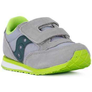 Shoes Boy Low top trainers Saucony JAZZ BABY Grigio