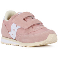 Shoes Children Low top trainers Saucony JAZZ BABY Rosa