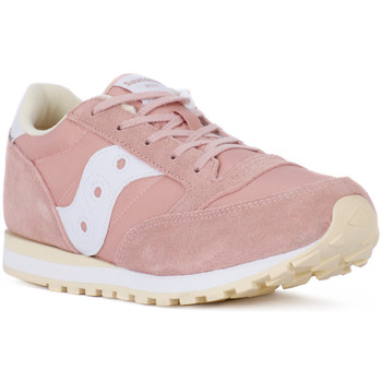 Shoes Women Low top trainers Saucony JAZZ JUNIOR Rosa