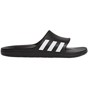 Shoes Men Flip flops adidas Originals Aqualette Slides Black Black