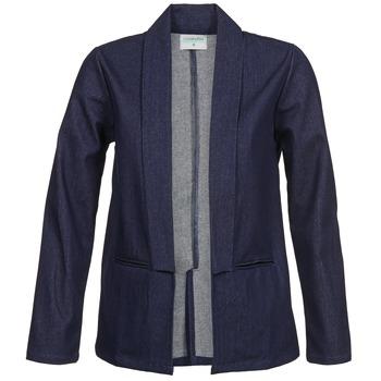 Clothing Women Jackets / Blazers Compania Fantastica AMANDA Marine