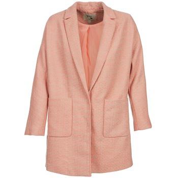 Clothing Women coats Yumi AEKA Pink