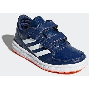 Shoes Children Shoes adidas Originals Altasport CF K Blue-Navy blue
