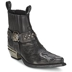 Mid boots New Rock PRETO