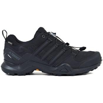 Shoes Men Low top trainers adidas Originals Terrex Swift R2 Gtx Black