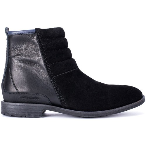 Shoes Men Mid boots Pme Legend Durban Black