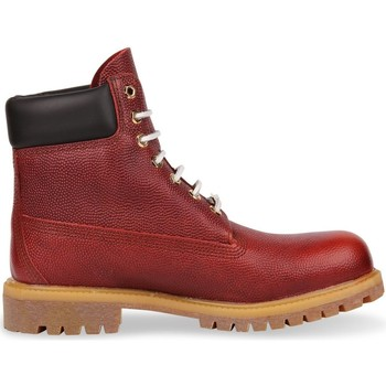 Shoes Men High boots Timberland A176M Brown