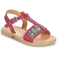 Shoes Girl Sandals Mod'8 ZAZIE Pink