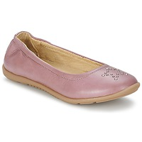Shoes Girl Flat shoes Mod'8 OLIVIA Pink