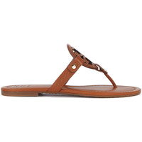 Shoes Women Sandals Tory Burch Miller leather sandal Brown
