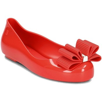 Shoes Children Flat shoes Melissa Space Love Jason WU Red