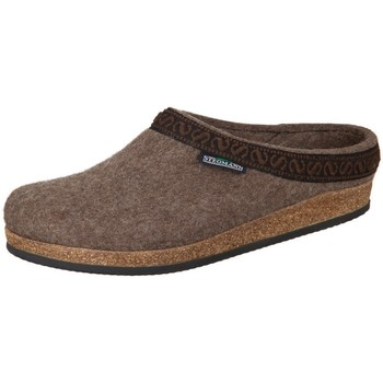 Shoes Women Slippers Stegmann Brown Wollfilz Brown