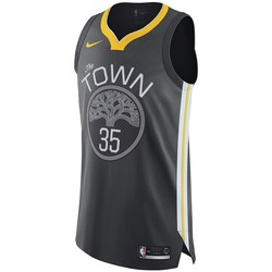 Clothing Men Tops / Sleeveless T-shirts Nike Durant Statement Authentic Jersey