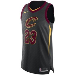 Clothing Men Tops / Sleeveless T-shirts Nike James Statement Authentic Jersey