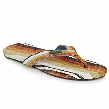 Shoes Men Flip flops SoleRebels EASYRIDING Brown