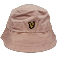 Clothes accessories Men Hats Lyle And Scott Vintage Cotton Twill Bucket Hat pink