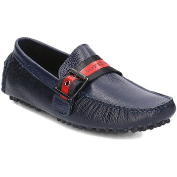 Shoes Men Loafers Versace Jeans Black