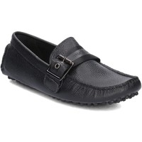 Shoes Men Boat shoes Versace Jeans Black