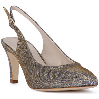 Shoes Women Heels Melluso VS7 BRONZO Marrone