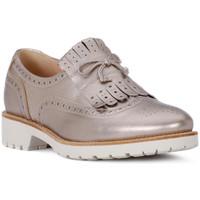 Shoes Women Derby Shoes Nero Giardini NERO GIARDINI  OXIGEN BRONZO Marrone
