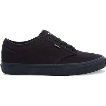 Shoes Men Low top trainers Vans ATWOOD TUY186 NEGRO
