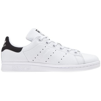 Shoes Children Low top trainers adidas Originals Stan Smith White