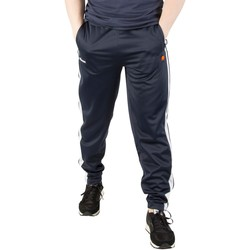 Clothing Men Tracksuit bottoms Ellesse Men's Casse Track Joggers, Blue blue