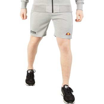Clothing Men Shorts / Bermudas Ellesse Men's Travers Poly Sweat Shorts, Grey grey