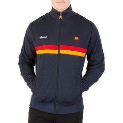 Clothing Men Jackets Ellesse Men's Avidor Track Top Jacket, Blue blue