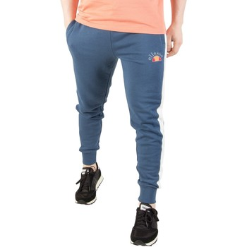 Clothing Men Tracksuit bottoms Ellesse Men's Livio Joggers, Blue blue