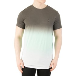 Clothing Men short-sleeved t-shirts Religion Men's Sunset Fade T-Shirt, Grey grey