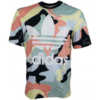 Clothing Men short-sleeved t-shirts adidas Originals AOP Tee Other