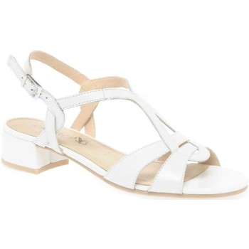 Shoes Women Sandals Caprice Atmosphere Womens Dress Sandals white