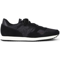 Shoes Men Low top trainers Saucony DXN Vintage Trainer Black Black
